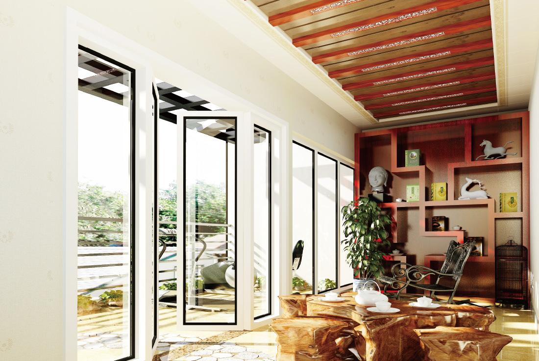 阳台-爱尔菲欧式吊顶
